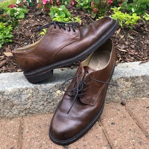 Frye Brown Leather Dress Shoes (8.5D)